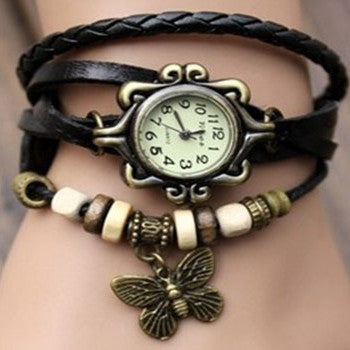 Butterfly Wrap Watch - Florence Scovel - 6