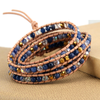 Blue Mountain Wrap Bracelet - Florence Scovel - 2