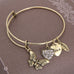 Butterfly Love Charm Bangle - Florence Scovel - 4