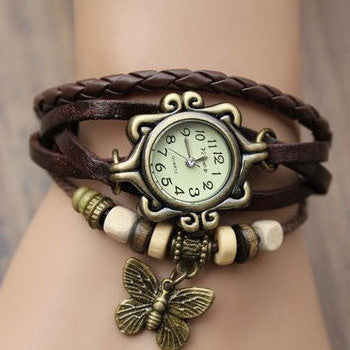 Butterfly Wrap Watch - Florence Scovel - 2
