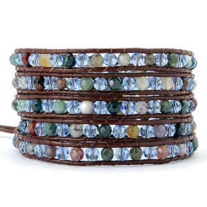Forest Hill Wrap Bracelet - Florence Scovel - 1