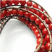 Red Desert Hex Wrap Bracelet - Florence Scovel - 5