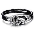 Cobra Men's Bracelet - Florence Scovel - 1