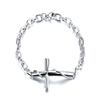 Unisex Cross Chain Bracelet - Florence Scovel - 2