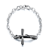 Unisex Cross Chain Bracelet - Florence Scovel - 3