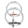 Unisex Cross Chain Bracelet - Florence Scovel - 1