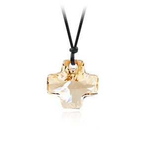 Cross Florence Crystal Pendant - Florence Scovel