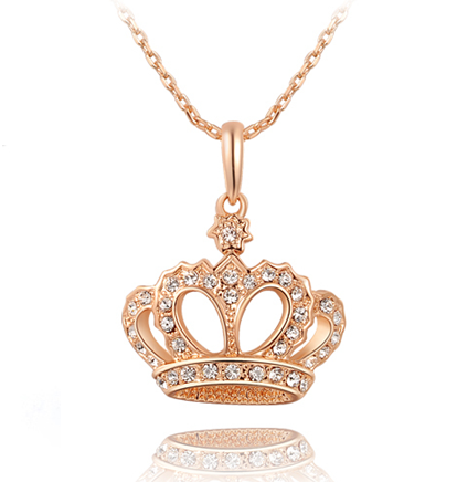 Crown Pendant - Florence Scovel