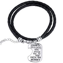 Mommy's Girl Hand Stamp Bracelet Set - Florence Scovel - 2