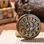Antique Gold Pocket Watch - Florence Scovel - 1