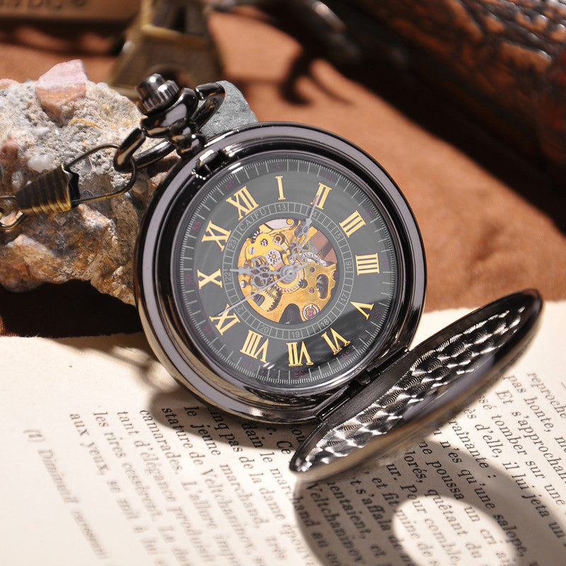 Black Vine Pocket Watch - Florence Scovel - 4