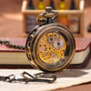 Royal London Antique Gold Pocket Watch - Florence Scovel - 2