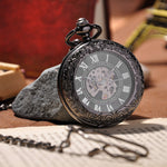 Steampunk Mechanical Pocket Watch - Florence Scovel - 1