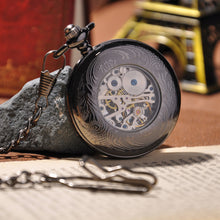 Steampunk Mechanical Pocket Watch - Florence Scovel - 3