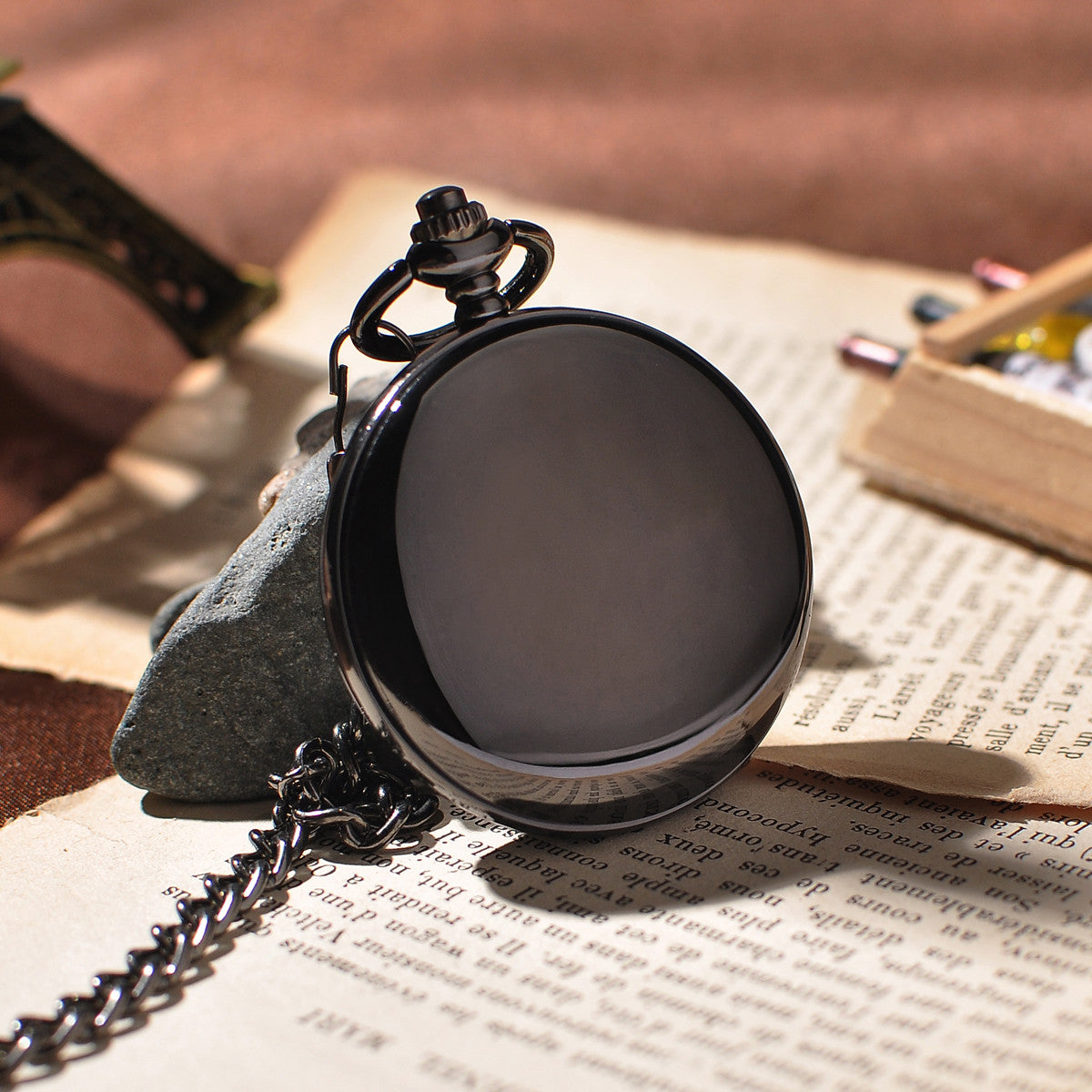 Simple Pocket Watch - Florence Scovel - 7