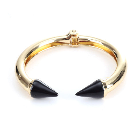 Black Love Arrow Bangle - Florence Scovel