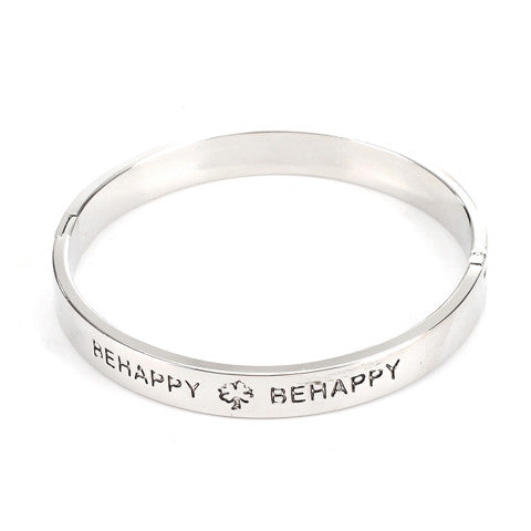 Be Happy Bangle - Florence Scovel