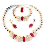 Garnet Kate Set - Florence Scovel - 1