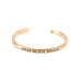 Dream Believe Achieve Cuff Bangle - Florence Scovel - 2