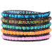 Earth Element Wrap Bracelet - Florence Scovel - 1