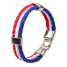 Team France Flag Bracelet - Florence Scovel - 1