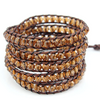 Golden Crystal Wrap Bracelet - Florence Scovel - 2