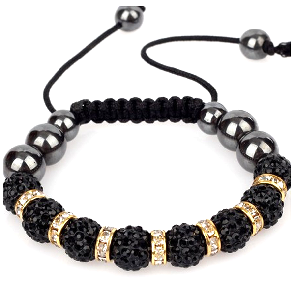 Golden Midnight Balla Bracelet - Florence Scovel