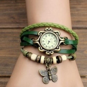Butterfly Wrap Watch - Florence Scovel - 4
