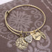 Horse Love Charm Bangle - Florence Scovel - 4
