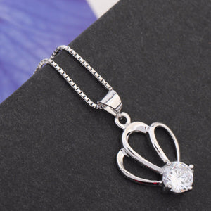Crown Silver Pendant - Florence Scovel - 3