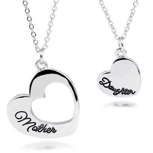 Mother Daughter Heart Set - Florence Scovel - 1