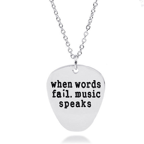 Music Speaks - Florence Scovel - 1