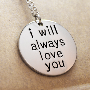 I Will Always Love You - Florence Scovel - 1