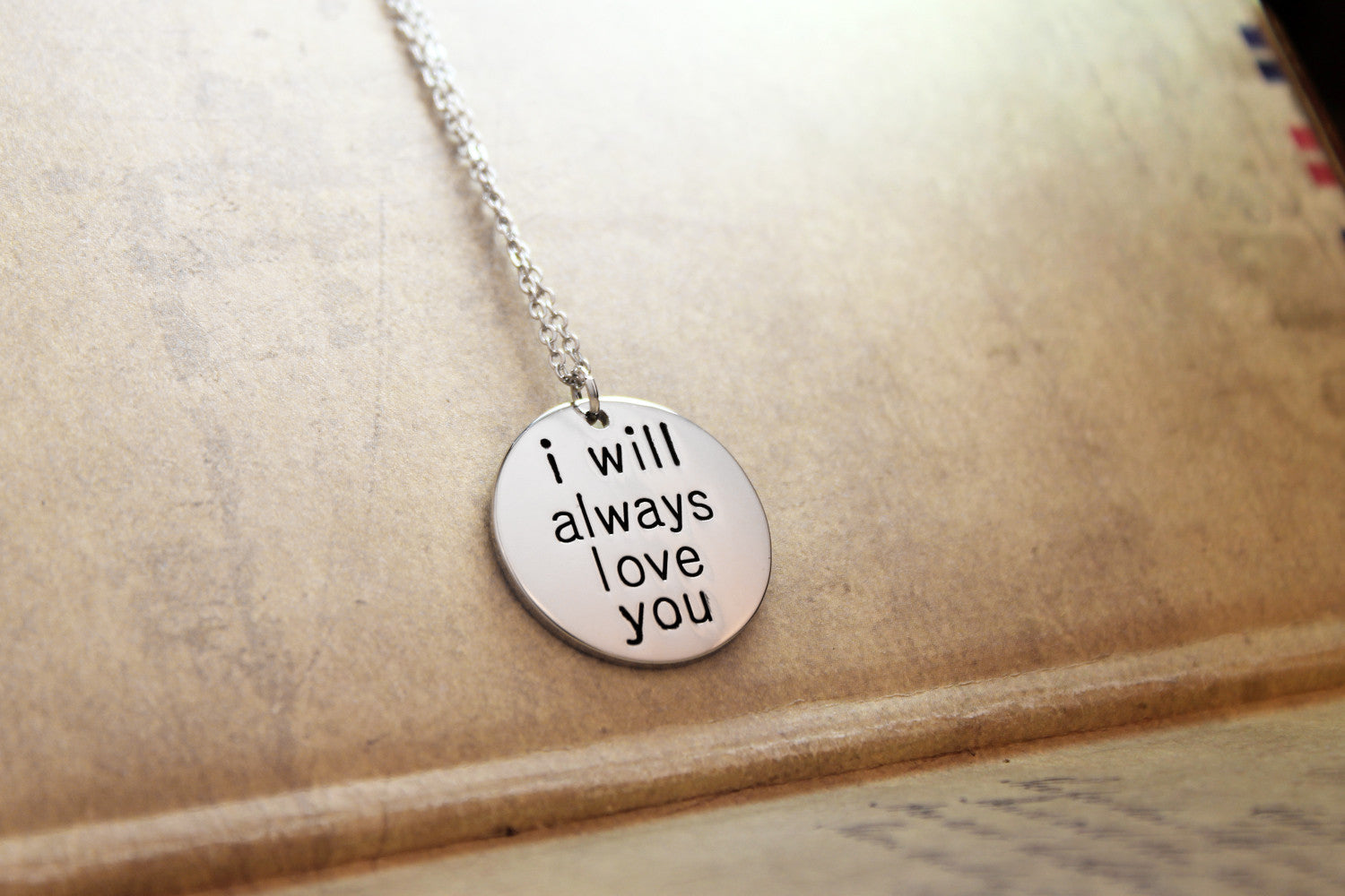 I Will Always Love You - Florence Scovel - 2