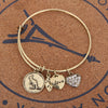 Kangaroo Charm Bangle - Florence Scovel - 6