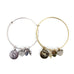 Kangaroo Charm Bangle - Florence Scovel - 3