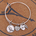Kangaroo Charm Bangle - Florence Scovel - 4