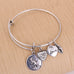 Kangaroo Charm Bangle - Florence Scovel - 5