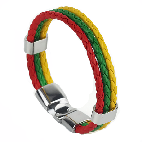 Team Lithuania Flag Bracelet - Florence Scovel - 1