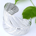 Vintage Leaf Bangle - Florence Scovel - 4