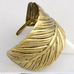 Vintage Leaf Bangle - Florence Scovel - 2