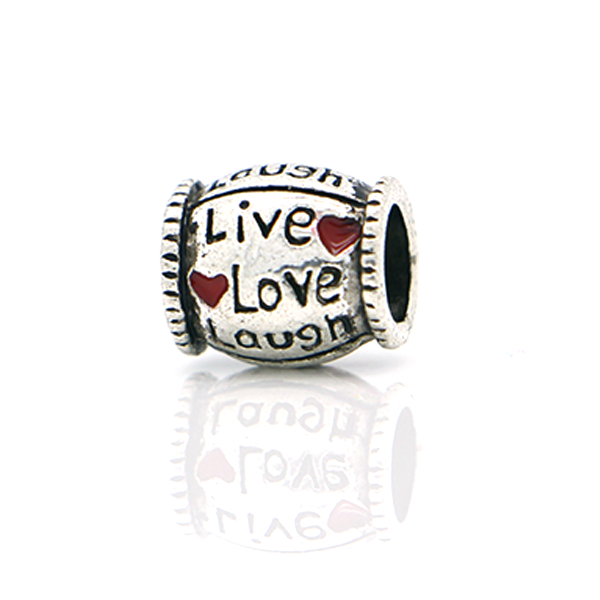 Live Love Laugh Charm - Florence Scovel