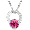 Love Inscribed Florence Crystal Pendant - Florence Scovel - 1