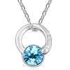 Love Inscribed Florence Crystal Pendant - Florence Scovel - 2
