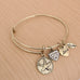 Lucky Star Charm Bangle - Florence Scovel - 6