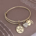 Lucky Star Charm Bangle - Florence Scovel - 7