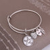 Lucky Star Charm Bangle - Florence Scovel - 5