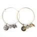 Lucky Star Charm Bangle - Florence Scovel - 3