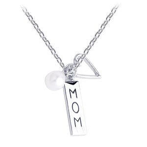 Mom Pearl Necklace - Florence Scovel