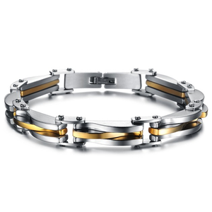 Mark's Stainless Steel Bracelet - Florence Scovel - 1